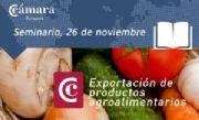 El futuro de la exportación en productos agroalimentarios