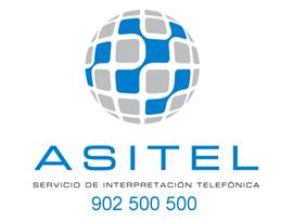 ASITEL: Servicio de interpretación telefónica y traducción de textos