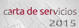 Carta de Servicios 2015