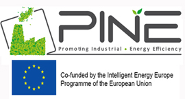 Proyecto PINE. Promoting Industrial Energy Efficiency