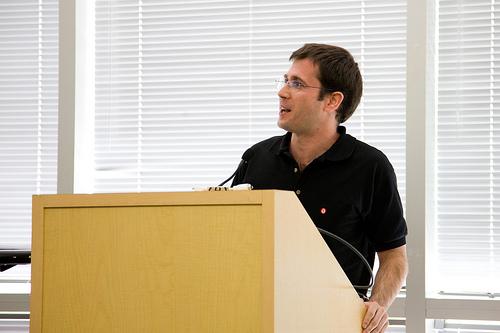 Javier Prenafeta, consultor en SATipyme Zaragoza
