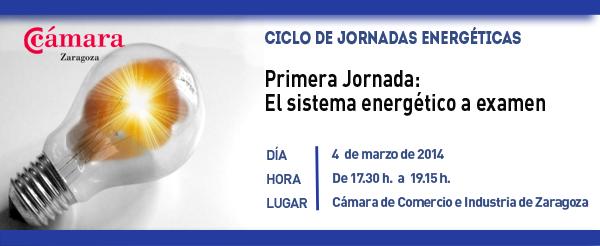 Jornada: El sistema energético a examen