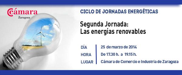 Segunda Jornada: Las energías renovables