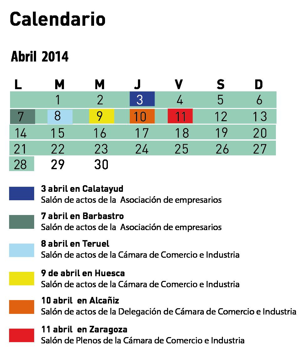 calendario resto jornadas
