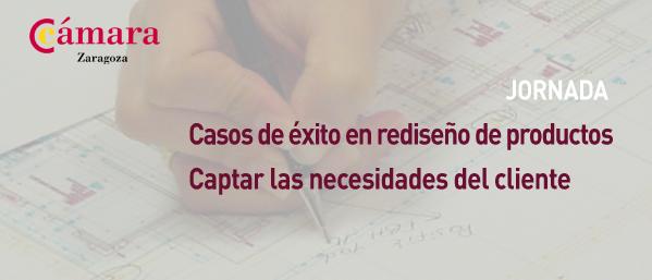 JOrnada: Casos de éxito en rediseño de productos: Captar las necesidades del cliente