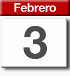 tres de febrero