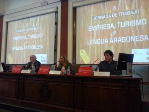Jornada Empresa, turismo y lengua