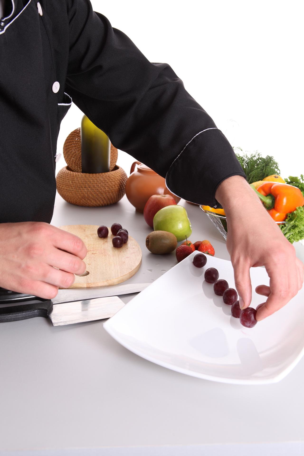 Operaciones b sicas de cocina c mara zaragoza for Manual operaciones basicas de cocina