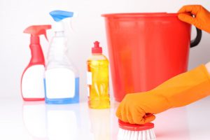 auxiliar limpieza