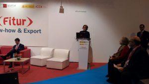 La Cámara de Comercio de España apoyará la digitalización de las pymes turísticas
