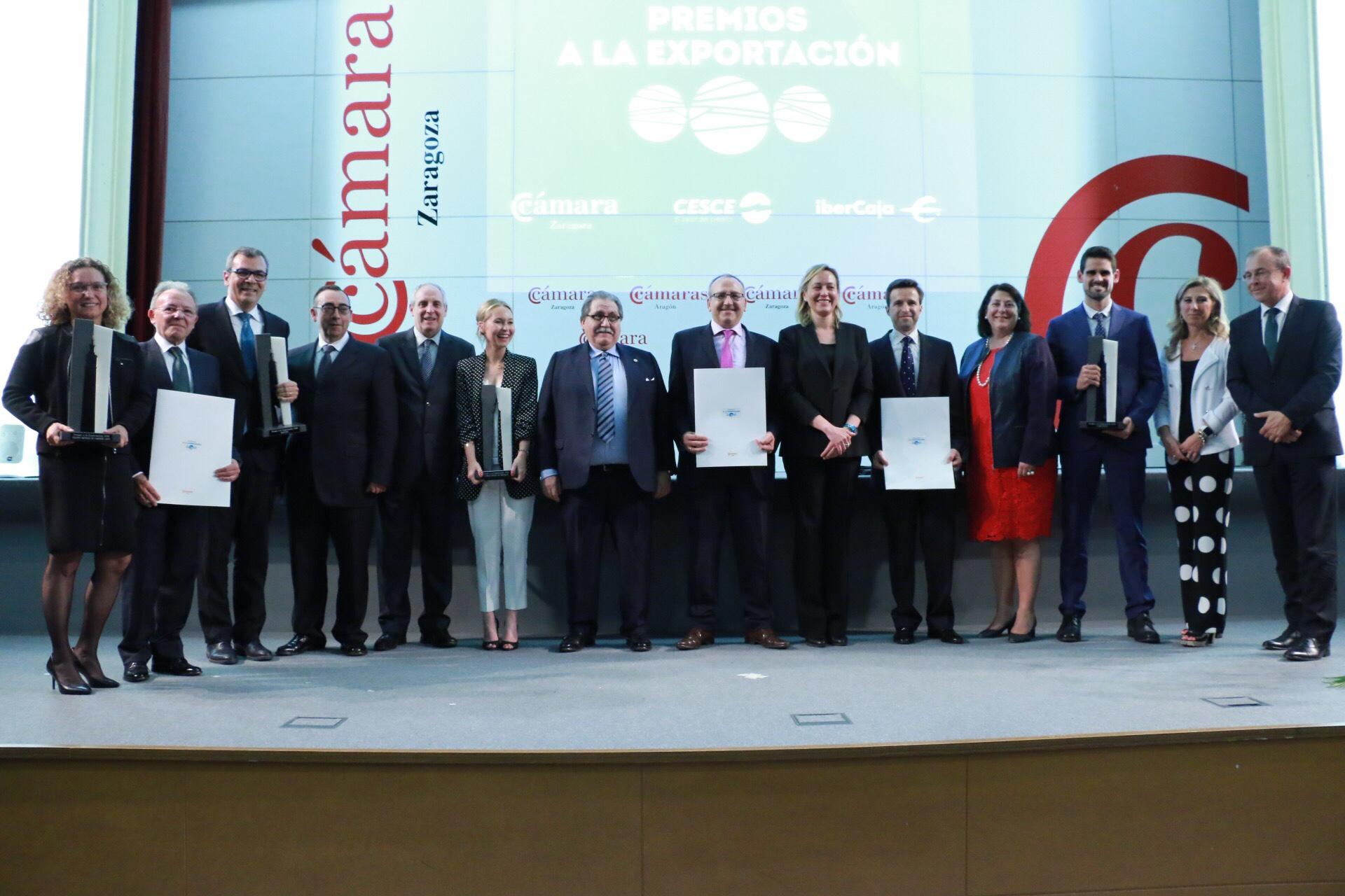 Los premios a la exportaci n celebran el xito en - Empresas de reformas en zaragoza ...