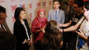 Embajadores asiáticos animan a las empresas aragonesas a invertir en sus países