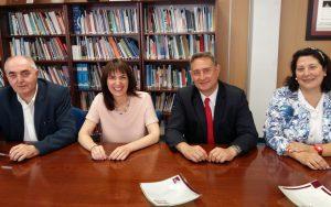 Las Cámaras de Comercio y el INAEM refuerzan su apoyo a los emprendedores aragoneses