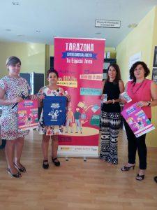 Acercar a los jóvenes al comercio local, objetivo de la campaña de los comerciantes de Tarazona