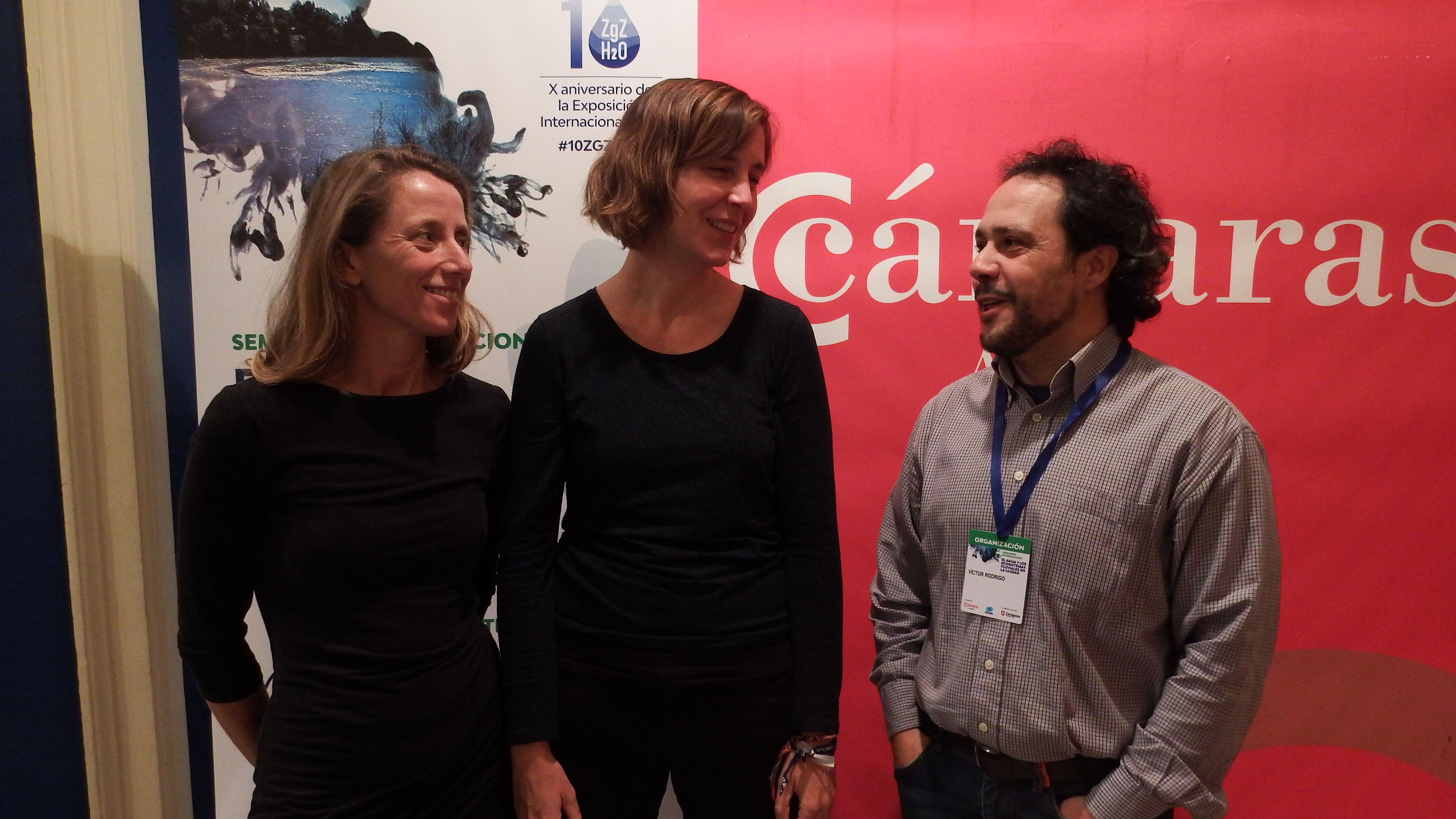 La última jornada del seminario del agua sienta las bases para un futuro contrato de río en Zaragoza