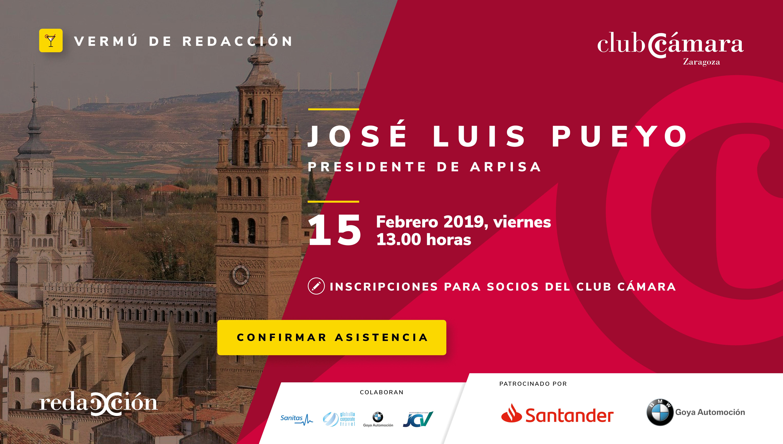Vermú de Redacción en Tarazona con Jose Luis Pueyo Bayas - Fundador de Arpisa