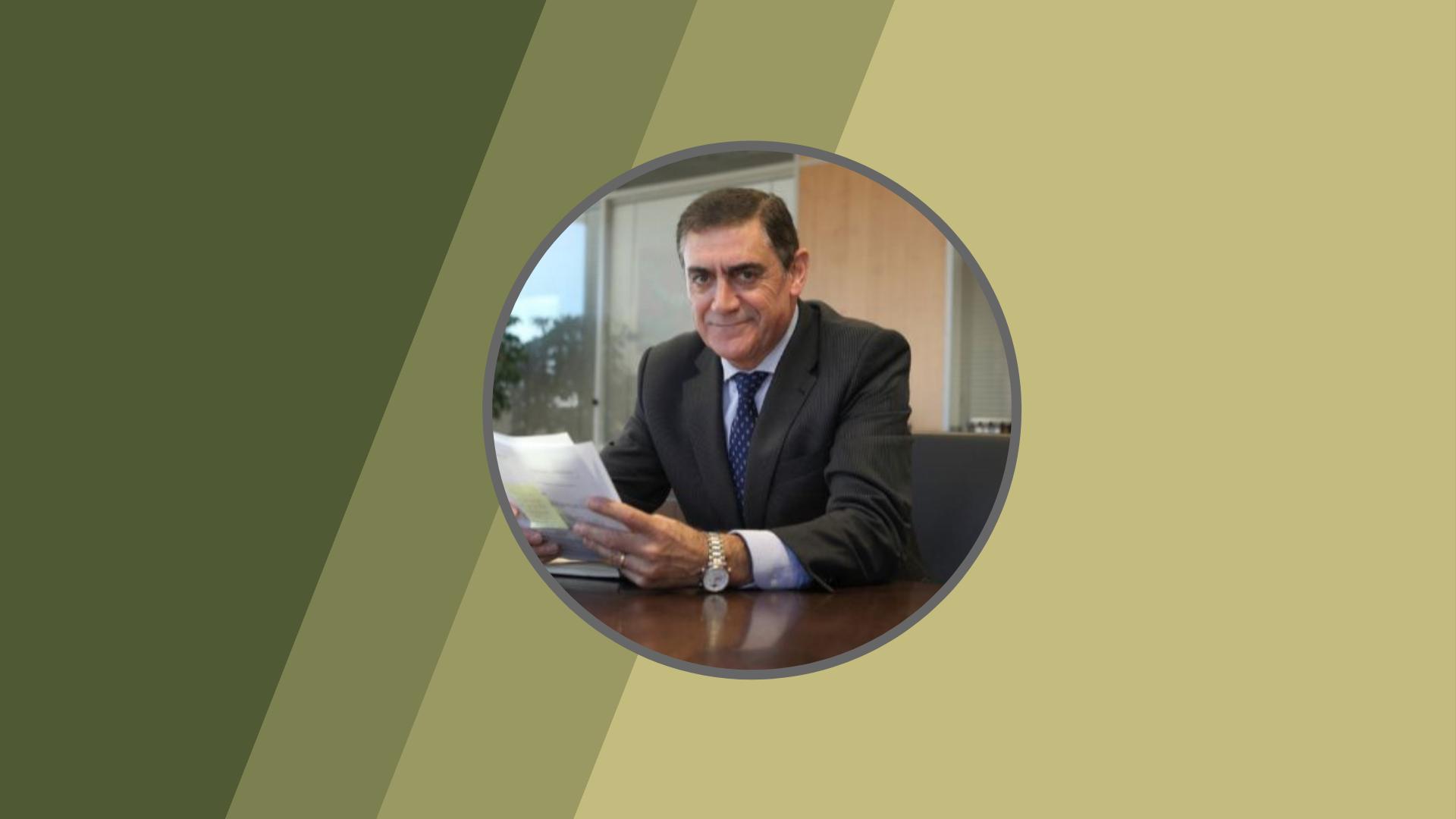Vermú de Redacción con Máximo Valenciano. Presidente de Inycom