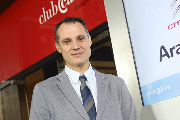 Mesa Abierta - José Andrés Orús.  Gerente en Aragonesa de Automóviles. Aramóvil.