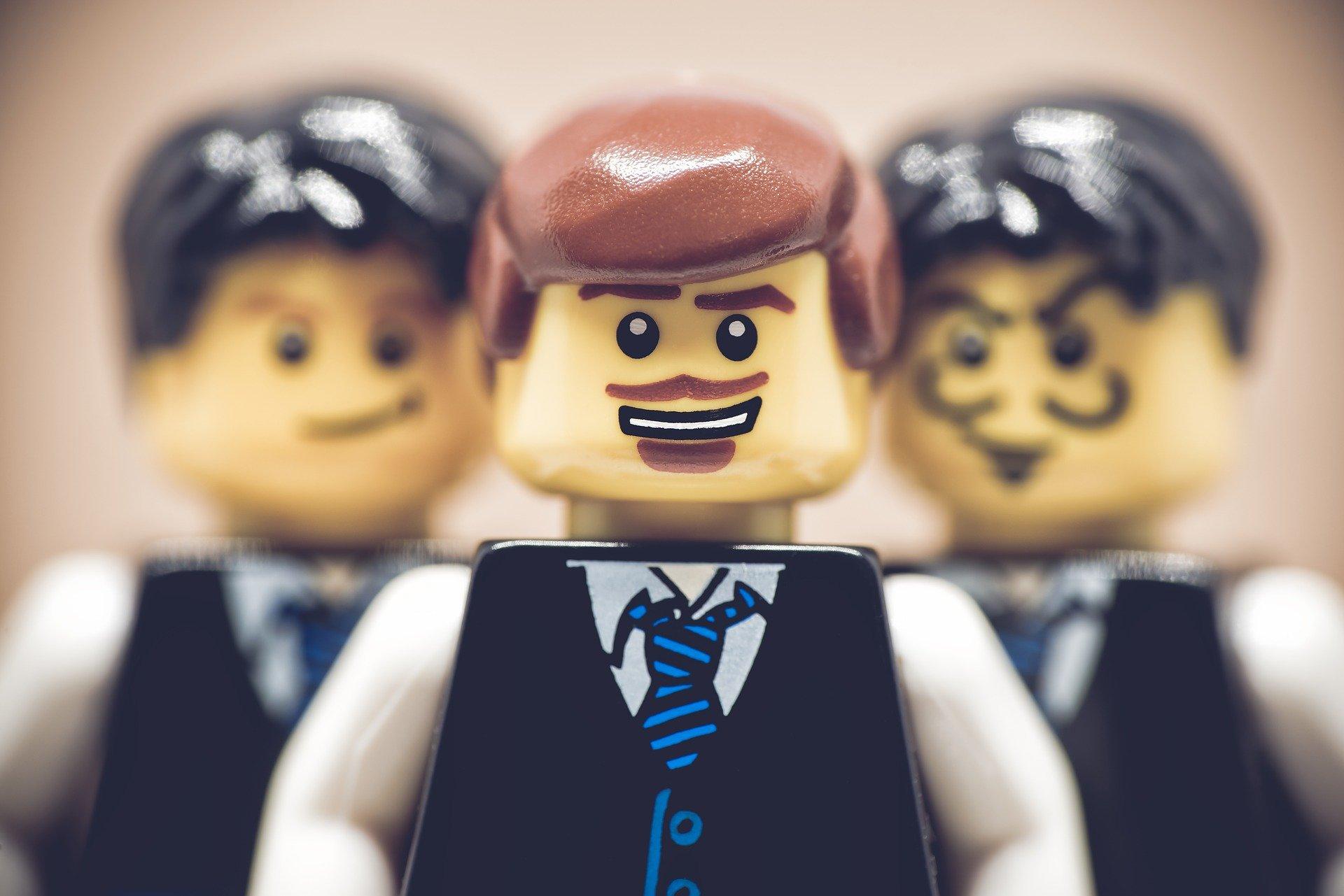 Desarrollo estratégico de equipos a través de la metodología LEGO® SERIOUS PLAY®