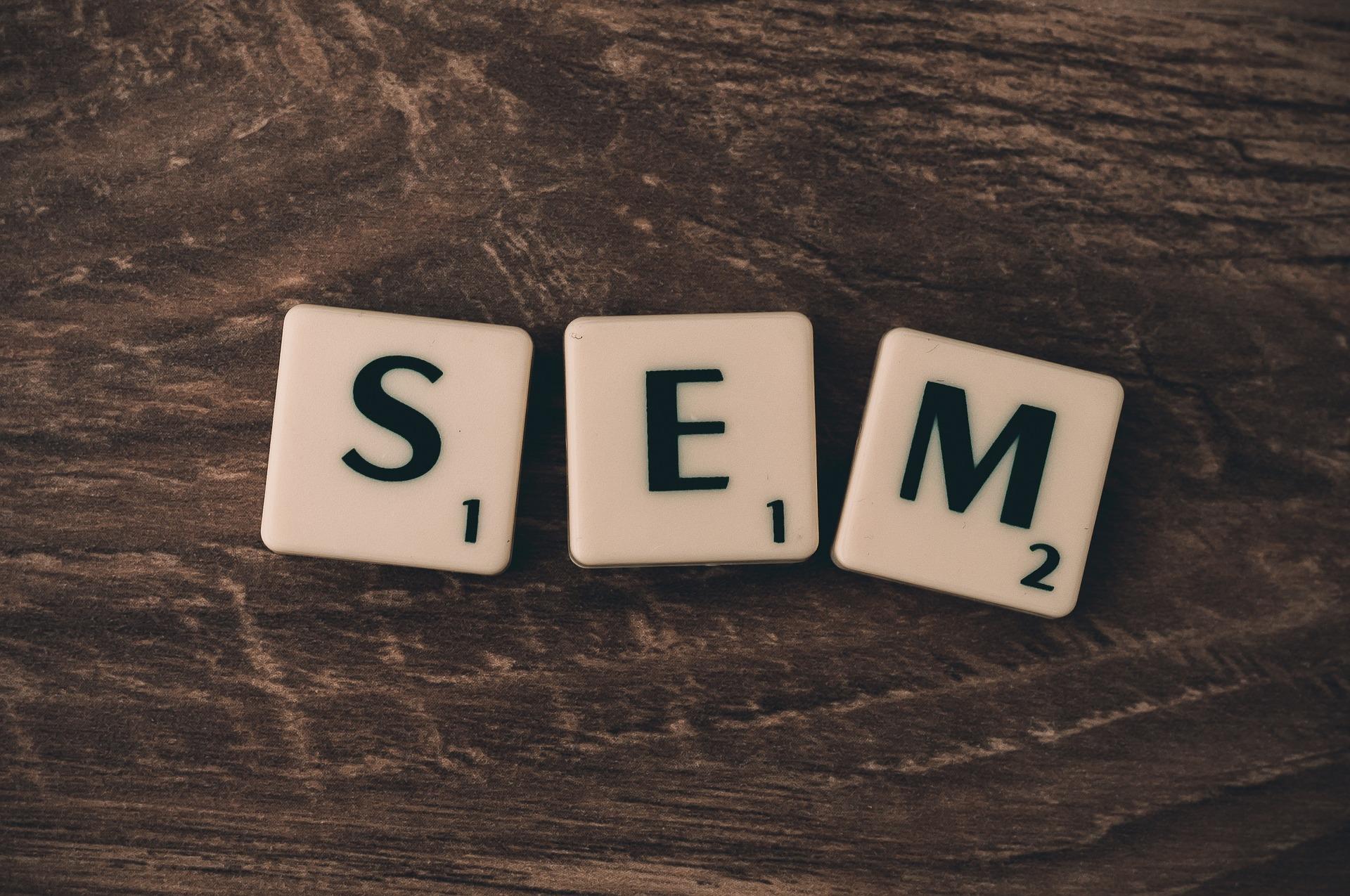 Marketing en buscadores. SEM (Online)