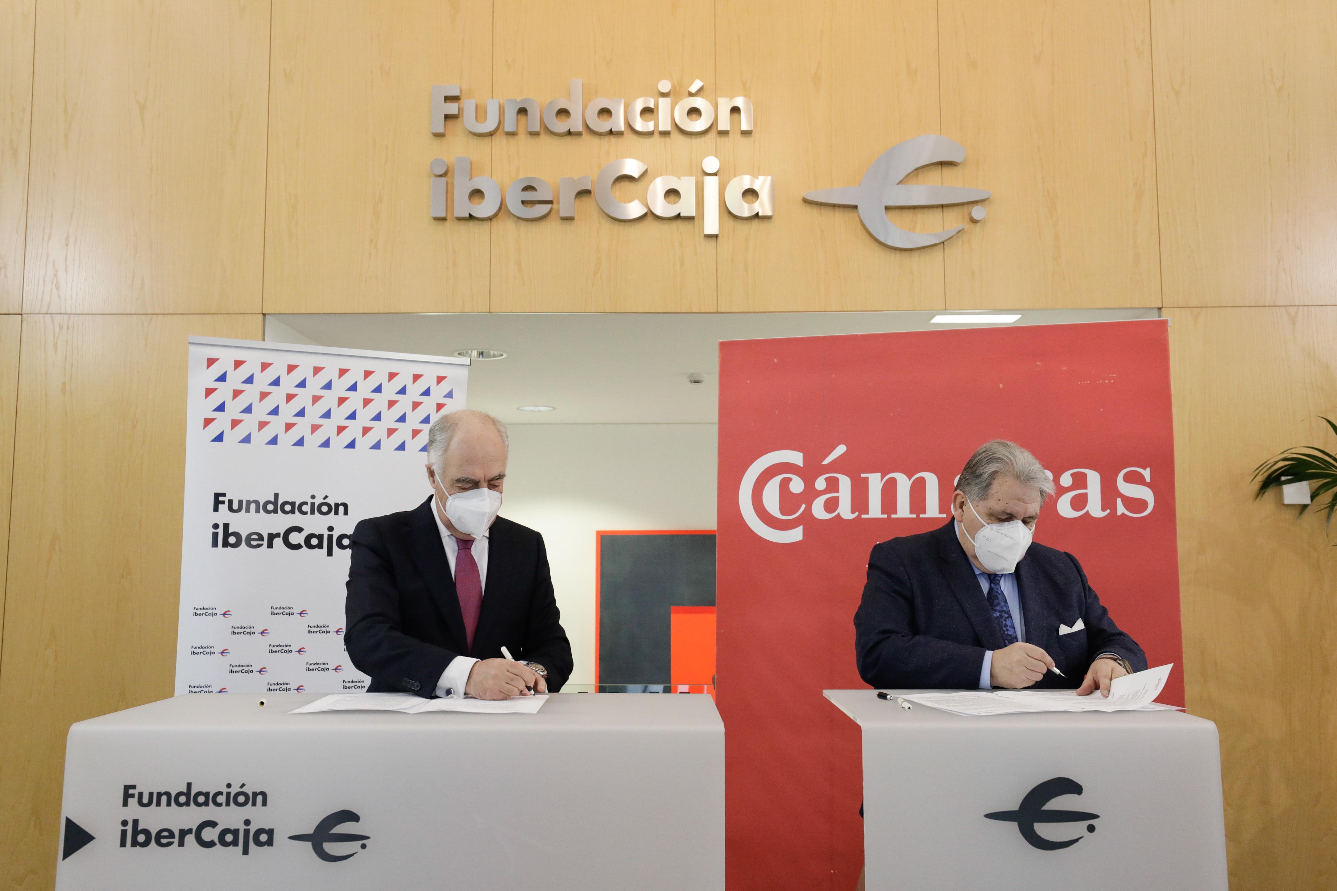 Cámara Zaragoza y Fundación Ibercaja imparten formación intensiva para empresarios con el programa Forma-T