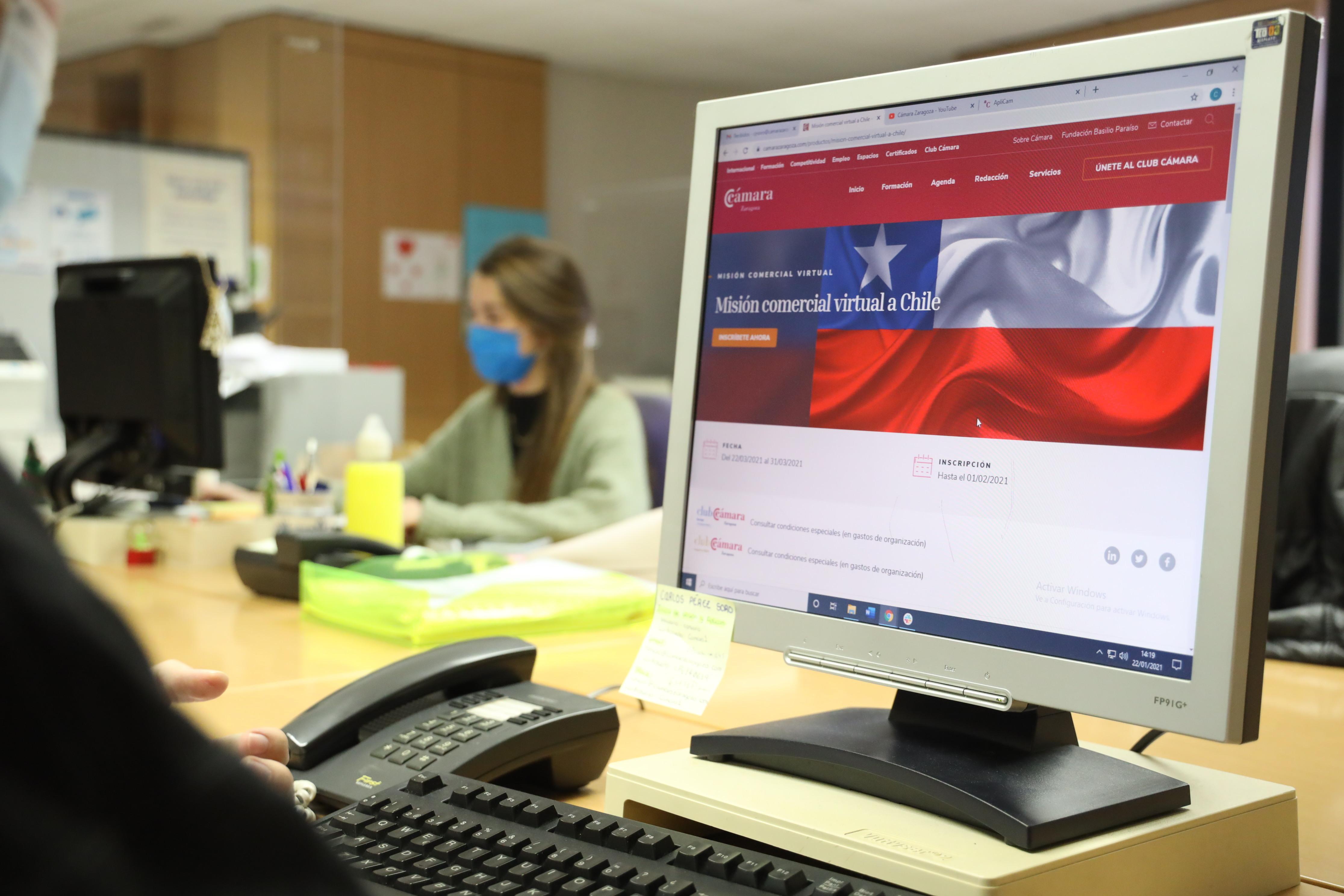 La exportación aragonesa creció un 0,14% en el 2020, según el último informe del Departamento de Aduanas