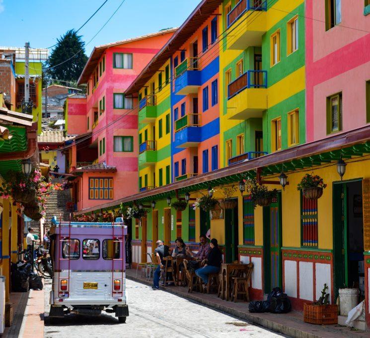 Misión comercial virtual a Colombia