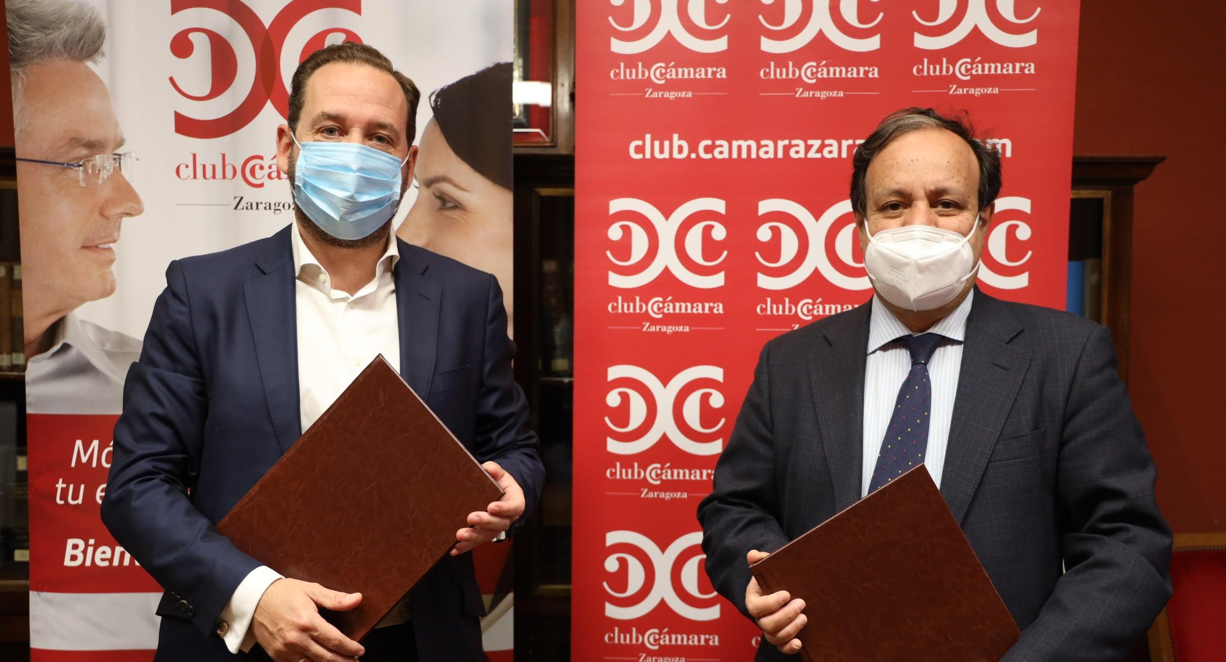 Bodegas San Valero entra a formar parte del Club Cámara Fórum Plus
