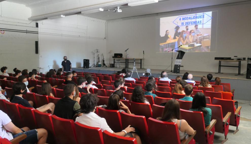 Cámara Zaragoza participa en un proyecto de innovación educativa con el IES El Picarral