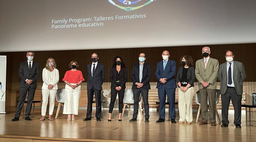 Cámara Zaragoza participa en la conferencia 'Panorama educativo'