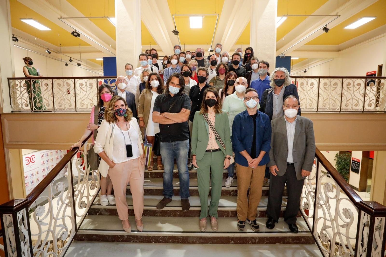 El Clúster Audiovisual Aragonés da sus primeros pasos