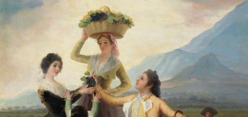 Un 'Museo vivo' en la plaza del Pilar será el colofón de la Semana de Goya